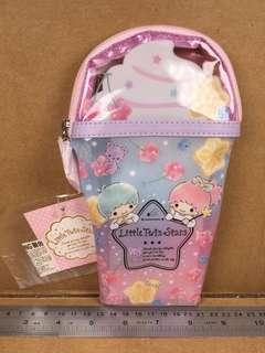 Sanrio Little Twin Stars 雪糕型 筆袋 796689