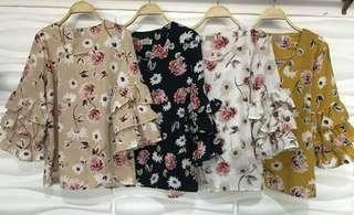 [SALE] Blouse Floral