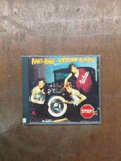 Stray Cats - Rant N' Rave In With Stray Cats