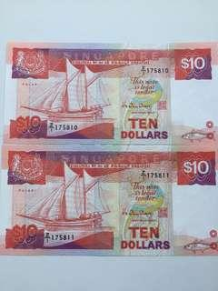 Ship Series $10 z1