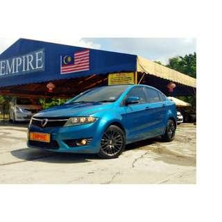 PROTON PREVE 1.6 ( A ) TURBO CFE !! PREMIUM HIGH SPECS COMES WITH PADDLE SHIFT PUSH START & ETC !! ( WXX 5421 ) 1 CAREFUL OWNER !!