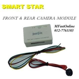 2-Way Front & Rear Car Camera Module