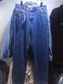 Zara and Bershka Jeans
