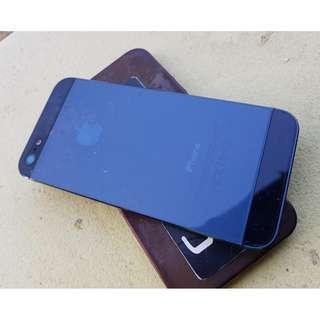 Apple iPhone 5G 64GB Fullset 100% Original