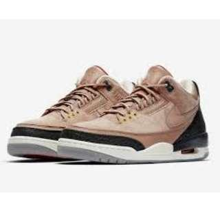 Air Jordan 3 JTH Bio Beige US 10.5