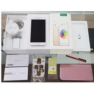 *典藏奇機*極新展示機-玫瑰金-OPPO R9s 5.5吋 4GB 64G 1600萬 4G LTE 雙卡雙待