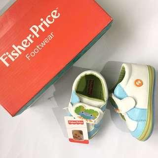 BNWT fisher price shoes
