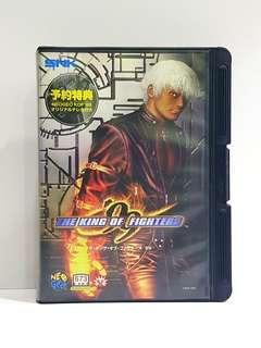 SNK NEO GEO AES  -  KING OF FIGHTERS 99