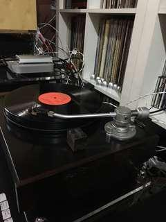 Opus continuo 3 turntable with Sony PUA 7 tonearm