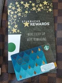 Starbucks Card - 2018 Limited Edition