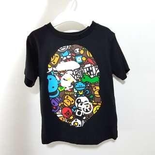 Authentic Bape Kids T Shirt