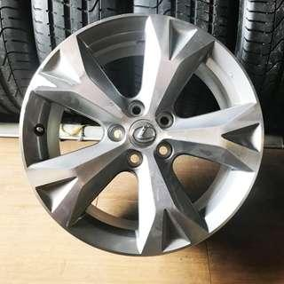 Lexus Original 18inch Rim suitable For Toyota & Most Japanese Car