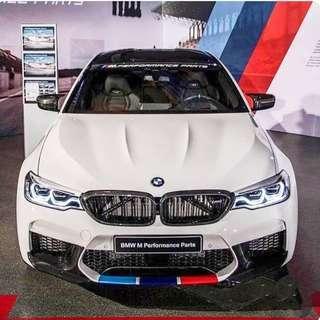BMW G30 Convert G90 M5 Front Bumper Bodykit PP