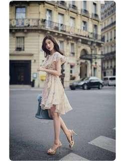 Feminine Floral dress #midsep50 #3x100 #paywithboost