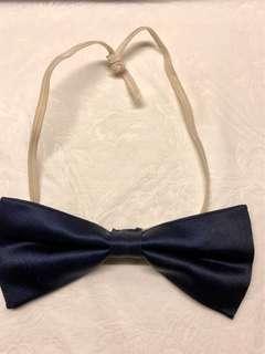 👦🏻深藍Bow Tie