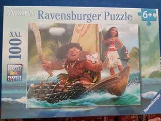 Moana - Ravensburger puzzle