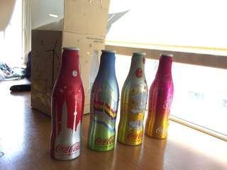 🚚 可口可樂2010上海世博紀念彩繪瓶