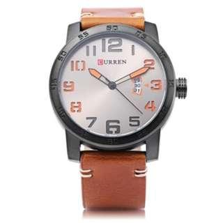 Fashionable Watch with Date Display