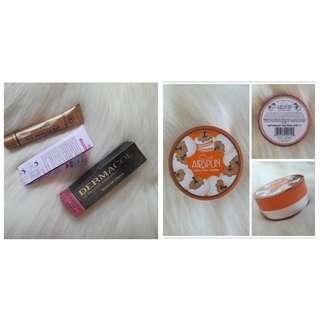 Super Sale Dermacol Make Up Cover Foundation + Coty Airspun Powder Natural)