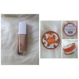 Super SALE Maybelline Super Stay 24 H foundation + Coty Airspun Powder )