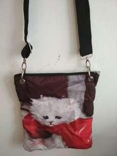 Sling Bag Cat