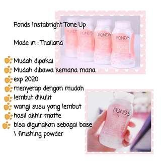 OPEN PO NEW PRODUCT PONDS INSTABRIGHT TONE UP MADE IN THAILAND