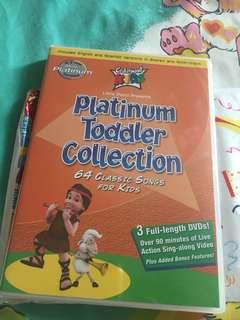 Toddler collection