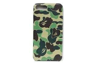 🚚 A bathing ape bape apple iPhone 7、8 plus 迷彩手機殼