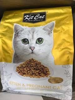 Kit cat dry food 1.2kg