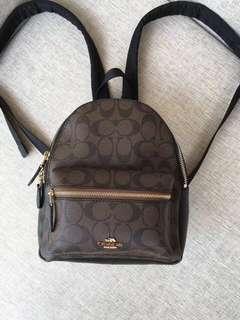 Coach Classic Mini Backpack