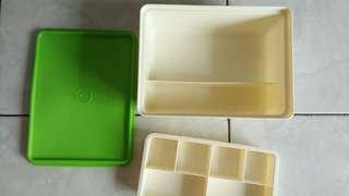 Kotak Penyimpanan Tupperware.... Obraaal