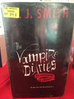 The Vampire Diaries Set