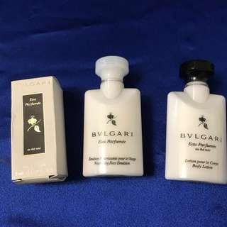 🚚 Assorted Bvlgari Parfum Items
