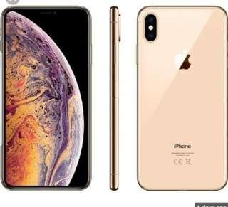 WTS: Iphone XS Max Gold only