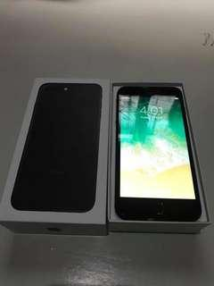 Iphone 7plus 32gb matteblack