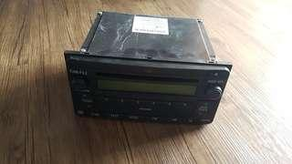 hiace or car head unit single disc player