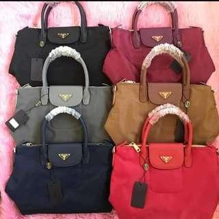 Sale!! Prada Bag With Sling