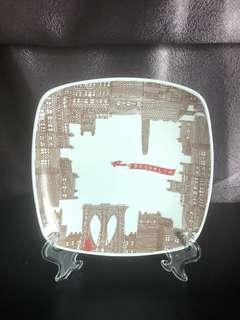 Brooklyn plate