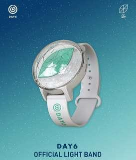 Very Limited Fast PO Korea Day6 Official Lightband