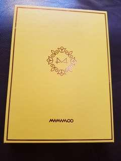 Mamamoo yellow flower 淨專