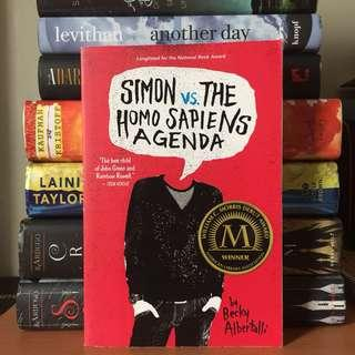 Simon vs. the Homo Sapiens Agenda PB