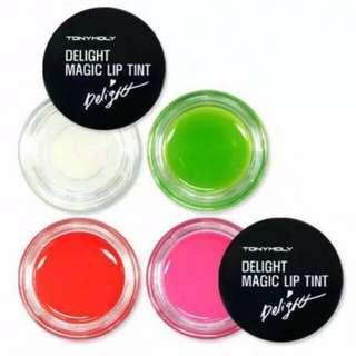 Tony moly delight magic liptint