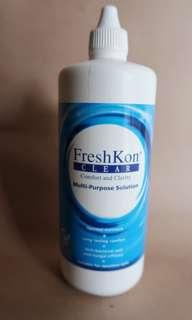 Fresh Kon Clear Solution cairan pembersih contact lens