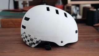 Bell Bike Helmet White Medium