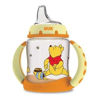 NUK Disney Baby Winnie The Pooh Learner Cup 6+ Months 1 Cup 5 oz (150ml)