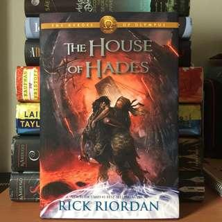 The House of Hades HB