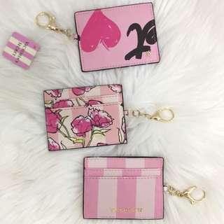 Victoria's Secret Card Slot Ready Stock
