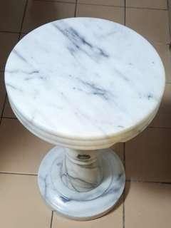Marble Stool Chair