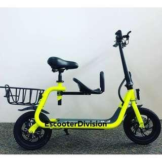 ED ZION ELECTRIC SCOOTER