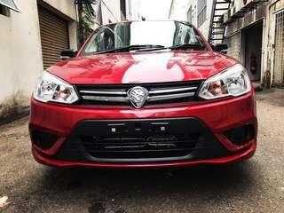 Full loan Proton Saga 1.3 Standard Auto